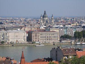 photograph of budapest