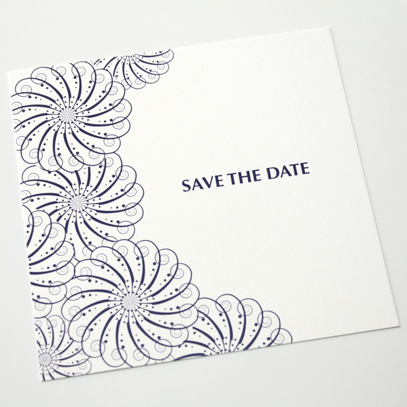 dedication gay wedding card pink proposal design