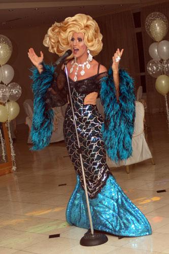 drag queen gay wedding entertainment