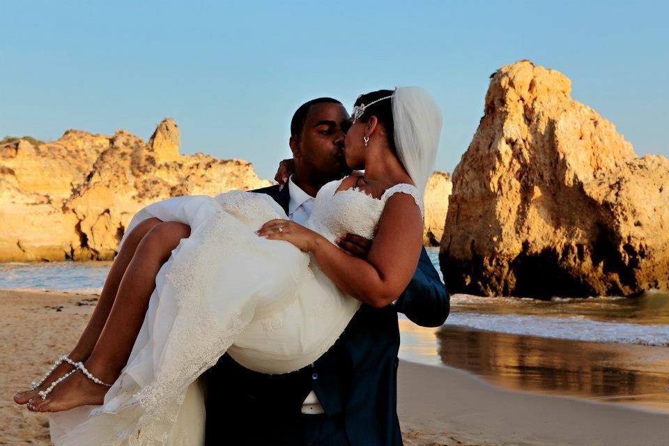 algarve rebecca weddings beach