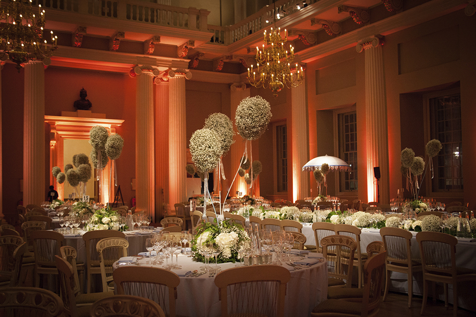 banqueting house dining