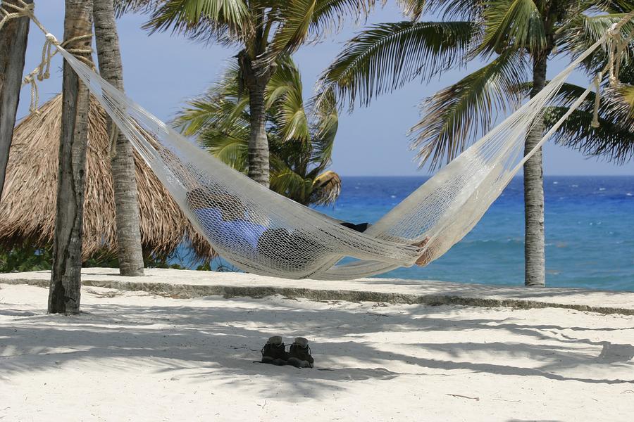 photograph of cancun