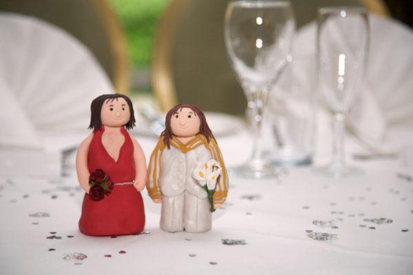 Gay Wedding Cakes