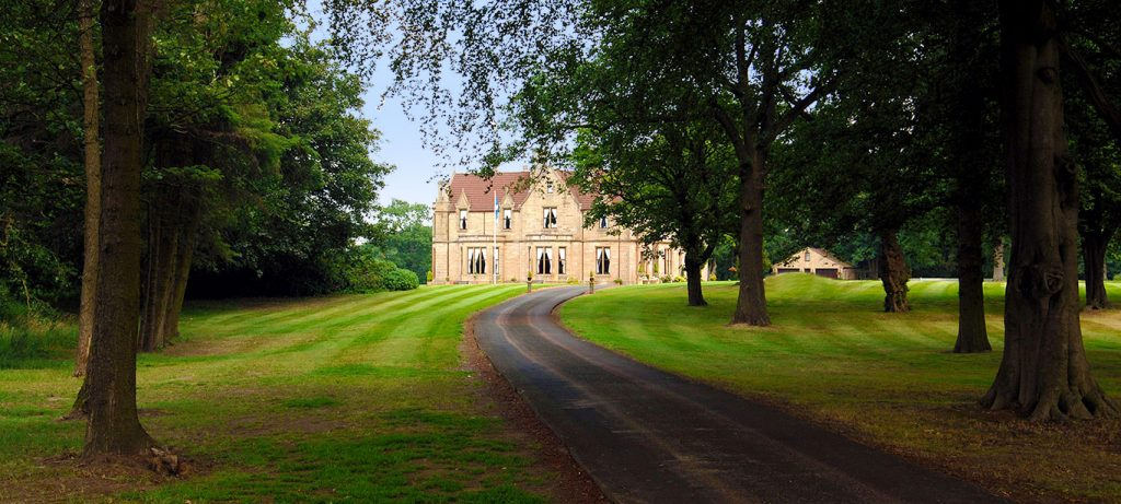 glenbervie house gay wedding venue scotland