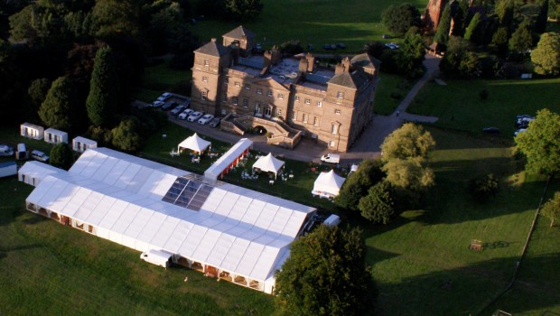 hagley hall gay wedding venue